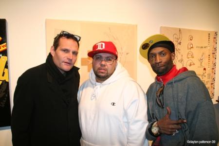 Kevin, Serge, & East Koast