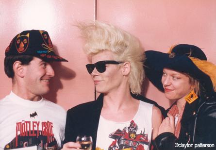 clayton cap 1986