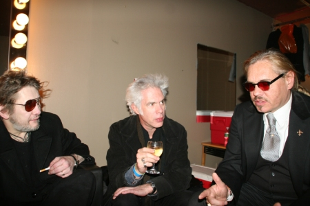 Shane MacGowan Pogues jim Jarmusch Billy LeRoy