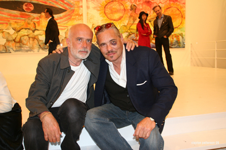 billy leroy & francesco clemente
