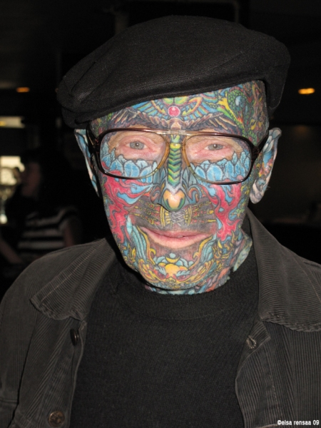 NYC TATTOO convention _2472