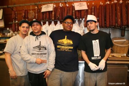 Katz crew