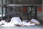 court &  homeless