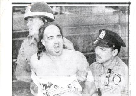 Clayton  Arrest