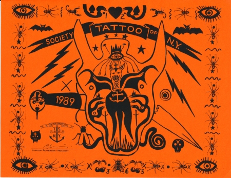 tattoo society 1989