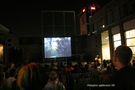 LA screening
