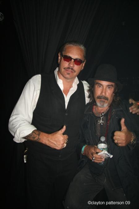 Billy LeRoy & Jonathan Shaw