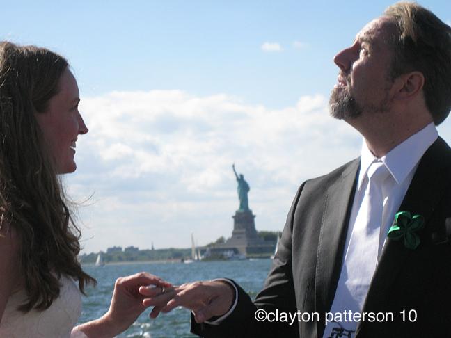 Chris and allie wedding